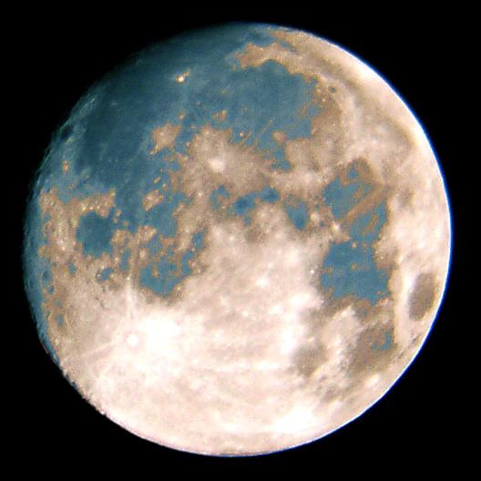 bizonyító erejű dokumentum a víznek a Holdon levéséről